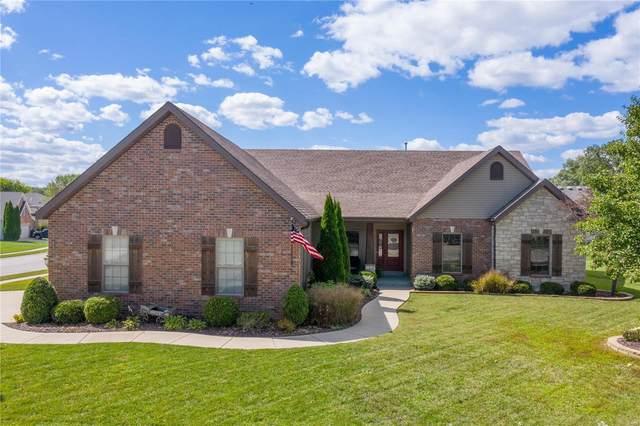 187 Forest Oaks Drive, Caseyville, IL 62232 (#21067648) :: Matt Smith Real Estate Group