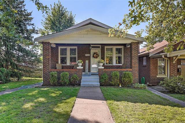 5564 Lansdowne Avenue, St Louis, MO 63109 (#21067677) :: The Becky O'Neill Power Home Selling Team