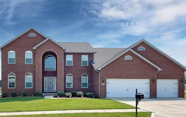 7010 Monaco Drive, O'Fallon, IL 62269 (#21067726) :: Reconnect Real Estate