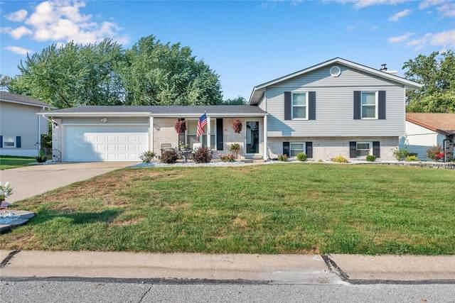Saint Peters, MO 63376 :: Jenna Davis Homes LLC