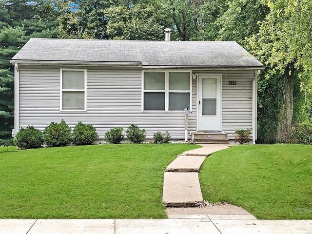 108 N 8th Street, Belleville, IL 62221 (#21067791) :: Delhougne Realty Group