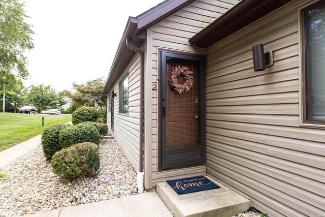 445 Ponderosa Avenue #2, O'Fallon, IL 62269 (#21067797) :: Matt Smith Real Estate Group
