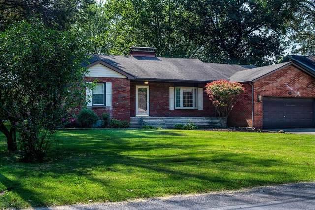 245 Westwood Place, East Alton, IL 62024 (#21067799) :: Hartmann Realtors Inc.