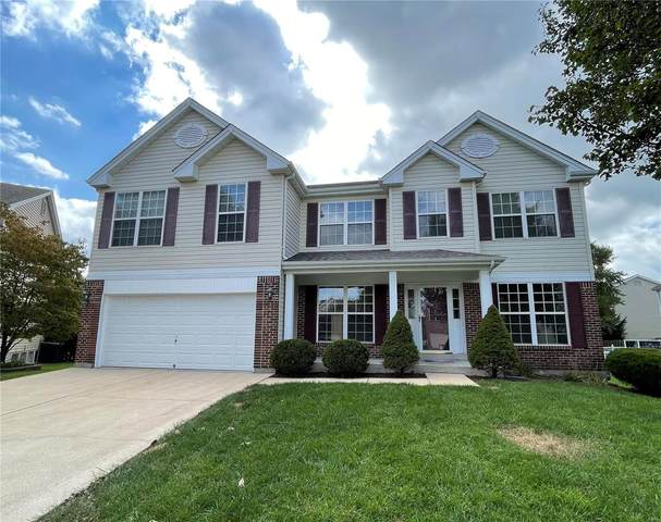 15 Birchwood Lane Lane, Maryland Heights, MO 63043 (#21067806) :: Delhougne Realty Group