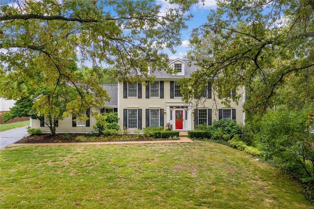 14628 Brittania Drive, Chesterfield, MO 63017 (#21067812) :: Reconnect Real Estate