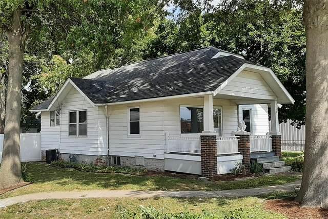 1103 W Carpenter Street, Jerseyville, IL 62052 (#21067821) :: Matt Smith Real Estate Group