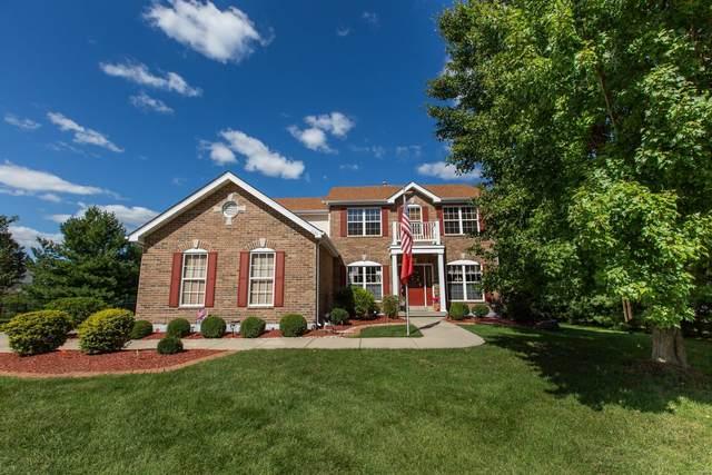 2135 Durham Drive, Shiloh, IL 62221 (#21067826) :: Terry Gannon | Re/Max Results