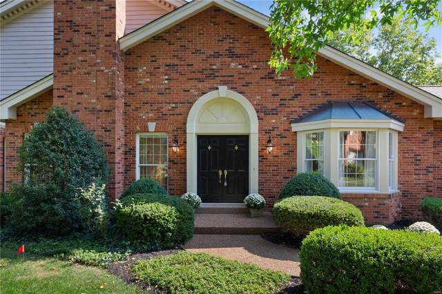725 Fairfield Lake Drive, Chesterfield, MO 63017 (#21067864) :: Terry Gannon | Re/Max Results