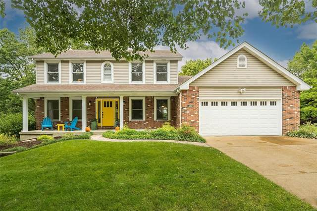 13725 Amiot, St Louis, MO 63146 (#21067873) :: Parson Realty Group