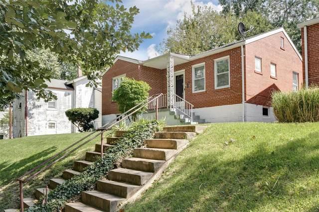 5206 Dewey Avenue, St Louis, MO 63116 (#21067913) :: Clarity Street Realty