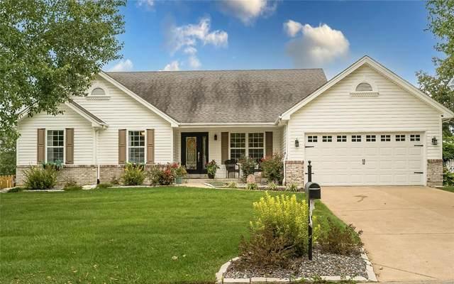 337 Huntleigh Manor Drive, Saint Charles, MO 63303 (#21067918) :: Jenna Davis Homes LLC