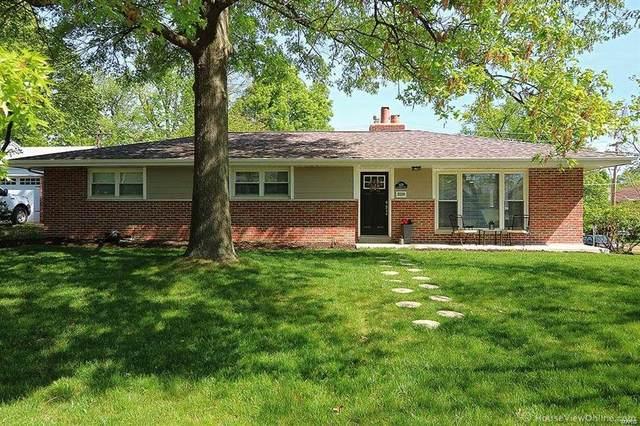 9221 Litzsinger, St Louis, MO 63144 (#21067933) :: Jenna Davis Homes LLC
