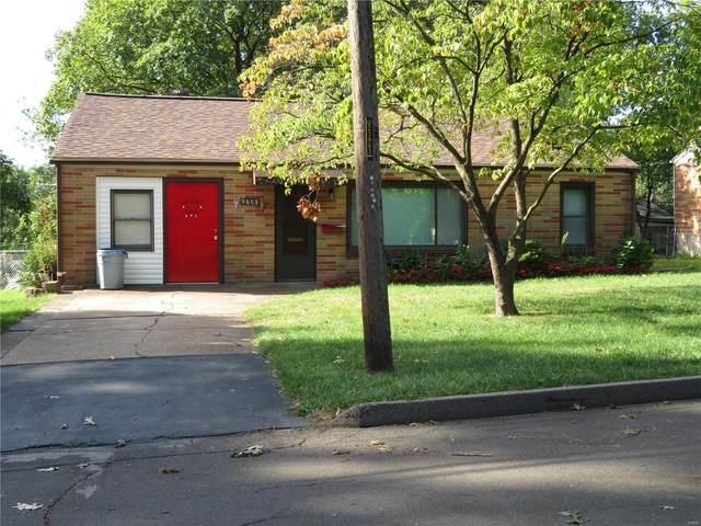 9602 Ridge Avenue, St Louis, MO 63114 (#21067937) :: Hartmann Realtors Inc.