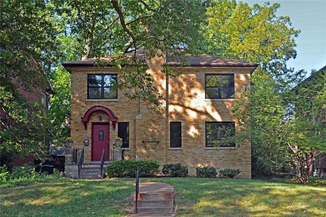 509 Westgate Avenue, St Louis, MO 63130 (#21067967) :: Clarity Street Realty