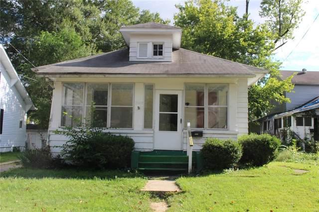 2623 Maxey Street, Alton, IL 62002 (#21067976) :: Clarity Street Realty