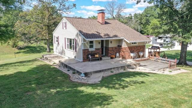 28696 Mcclusky, Jerseyville, IL 62052 (#21067981) :: Matt Smith Real Estate Group