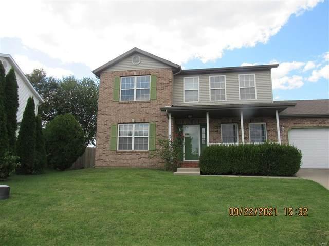 1519 Thunderbird Lane, Belleville, IL 62221 (#21067990) :: Parson Realty Group