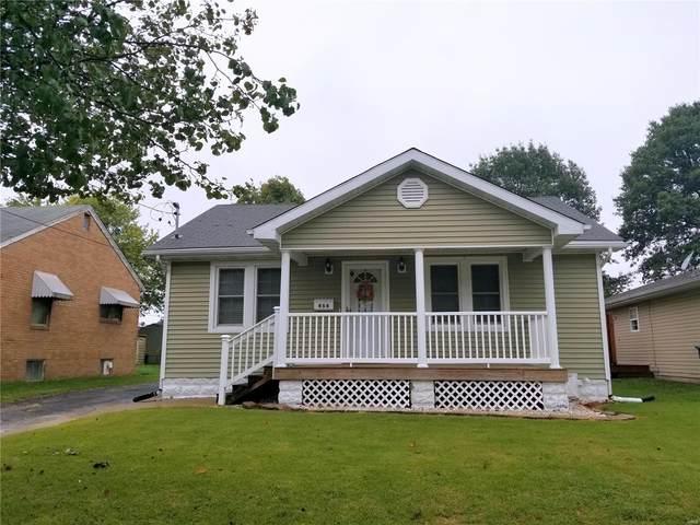 456 S Prairie Street, Bethalto, IL 62010 (#21067995) :: Parson Realty Group