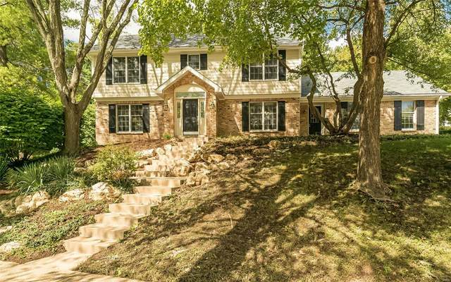 603 Stablestone, Chesterfield, MO 63017 (#21067999) :: Reconnect Real Estate
