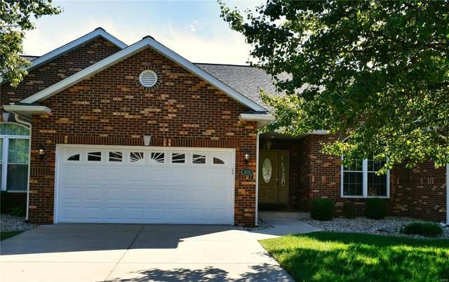 108 Summit Ridge, Maryville, IL 62062 (#21068017) :: Terry Gannon | Re/Max Results