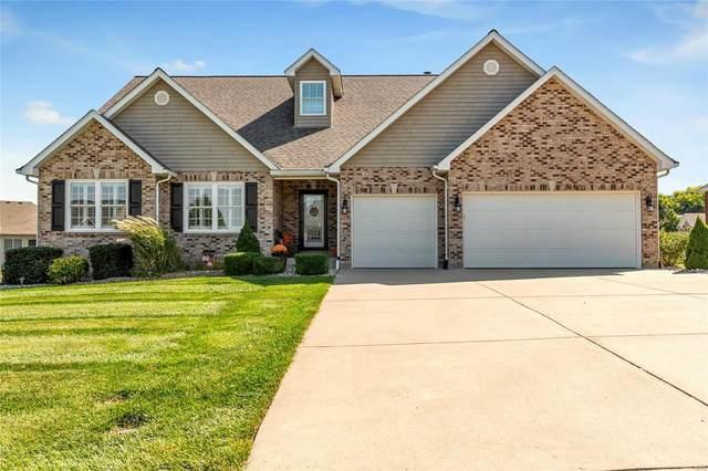 1520 Clover Ridge, Columbia, IL 62236 (#21068020) :: Finest Homes Network