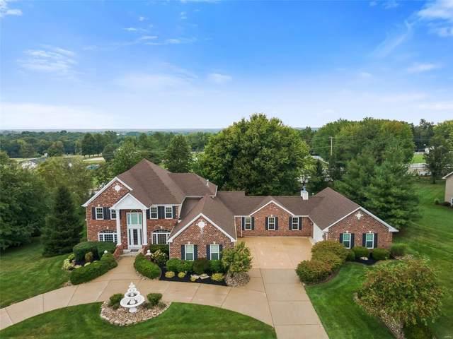 5328 Enchanted, Weldon Spring, MO 63304 (#21068044) :: Jenna Davis Homes LLC