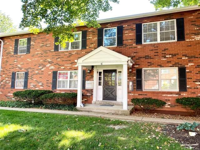 1041 N Clay Avenue C20, Kirkwood, MO 63122 (#21068050) :: Parson Realty Group