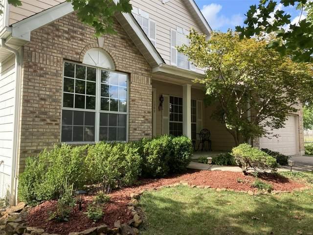 1349 Stone Creek Drive, O'Fallon, IL 62269 (#21068054) :: Matt Smith Real Estate Group