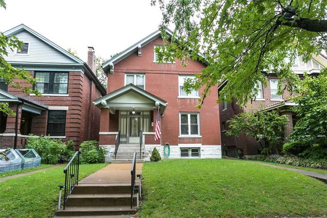 6117 Westminster Place, St Louis, MO 63112 (#21068069) :: Peter Lu Team