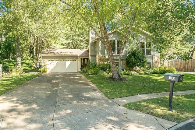 153 Holly Green Drive, Ballwin, MO 63021 (#21068081) :: Reconnect Real Estate
