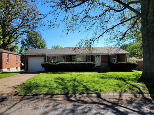 9178 Church Road, St Louis, MO 63137 (#21068085) :: Parson Realty Group