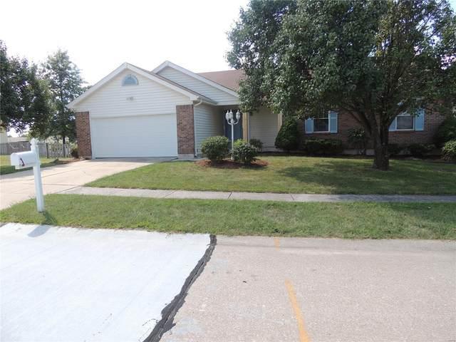 1323 Magnolia Manor, Saint Peters, MO 63303 (#21068088) :: Jenna Davis Homes LLC