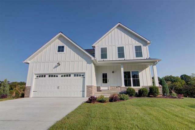 41 Grantham Estates Drive, Wentzville, MO 63385 (#21068090) :: Clarity Street Realty