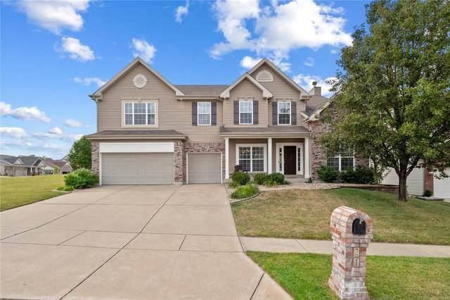 21 Carlton Lake, Wentzville, MO 63385 (#21068098) :: Clarity Street Realty