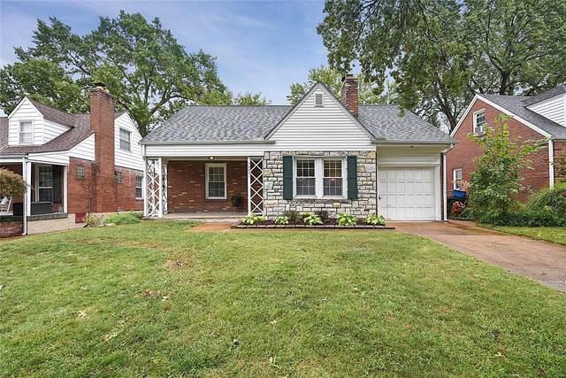 7483 Rupert Avenue, St Louis, MO 63117 (#21068100) :: Kelly Hager Group   TdD Premier Real Estate