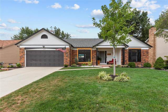 1607 Whitehirst Manor Drive, Saint Charles, MO 63304 (#21068106) :: Jenna Davis Homes LLC