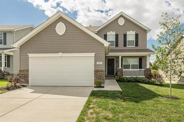 409 Cozy Pines Drive, Lake St Louis, MO 63367 (#21068113) :: Clarity Street Realty