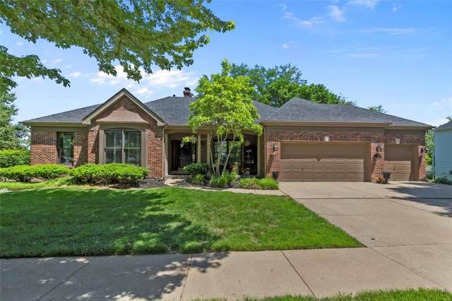 1250 Somerset Field Drive, Chesterfield, MO 63005 (#21068122) :: Jenna Davis Homes LLC