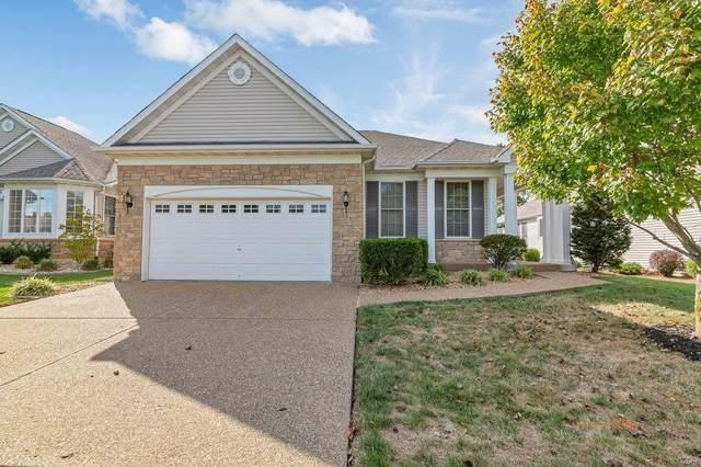 2106 Hawks Landing, Lake St Louis, MO 63367 (#21068127) :: Kelly Hager Group   TdD Premier Real Estate