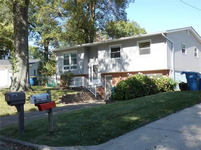 3 Biscayne Drive, Edwardsville, IL 62025 (MLS #21068148) :: Century 21 Prestige