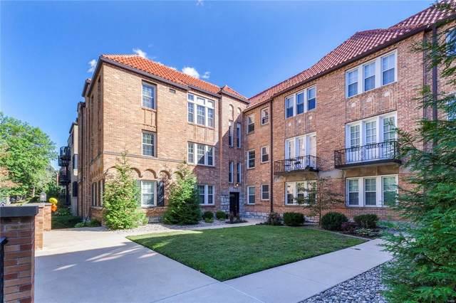 7530 Cromwell Drive 3S, St Louis, MO 63105 (#21068156) :: Matt Smith Real Estate Group