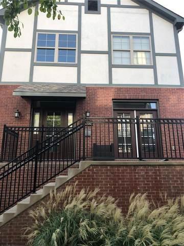 3606 Flad Avenue #401, St Louis, MO 63110 (#21068159) :: Delhougne Realty Group