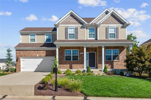 2101 Preston Woods Parkway, Lake St Louis, MO 63367 (#21068162) :: Clarity Street Realty