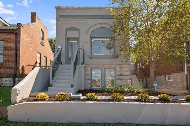4366 Swan Avenue, St Louis, MO 63110 (#21068165) :: Hartmann Realtors Inc.