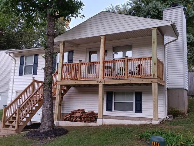 2568 Braintree Drive, High Ridge, MO 63049 (#21068173) :: Reconnect Real Estate