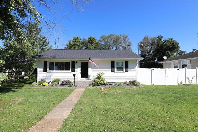 12 Sunset Drive, Fredericktown, MO 63645 (#21068185) :: Clarity Street Realty