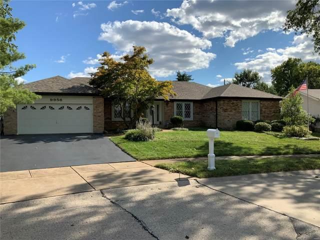9956 Canterleigh Drive, St Louis, MO 63123 (#21068198) :: Jenna Davis Homes LLC