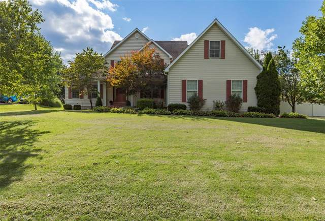 1205 Spring Brook Park Drive, Farmington, MO 63640 (#21068201) :: Clarity Street Realty