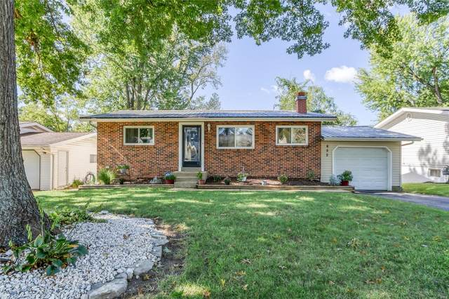 452 Golden Valley Drive, St Louis, MO 63129 (#21068202) :: Clarity Street Realty
