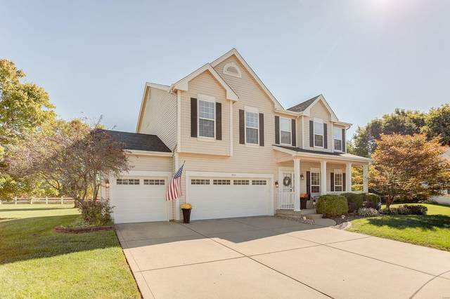 3511 Middlebury Way, Shiloh, IL 62221 (#21068226) :: Clarity Street Realty